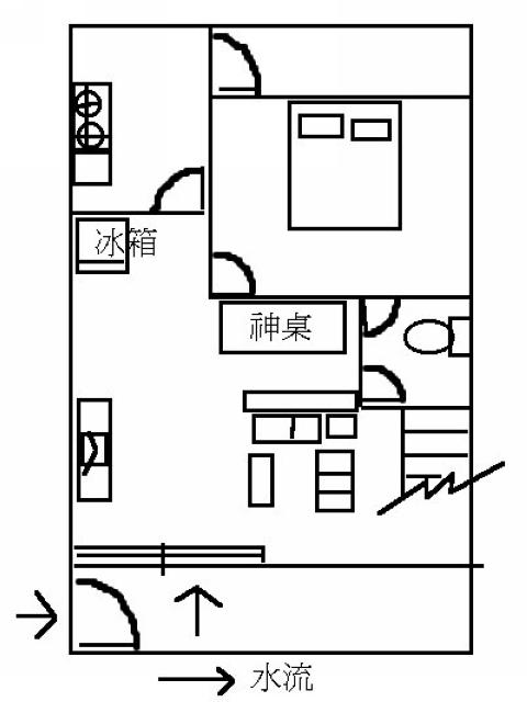 房屋轻质框架结构图